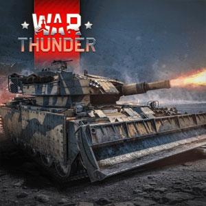 War Thunder AVRE Pack
