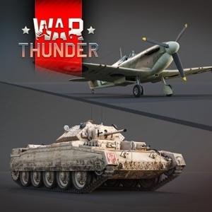 War Thunder British Starter Pack