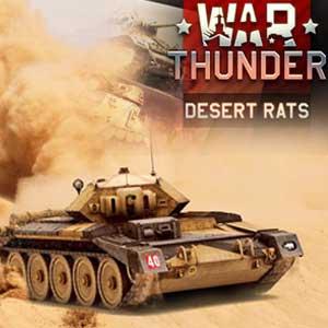 War Thunder Desert Rats