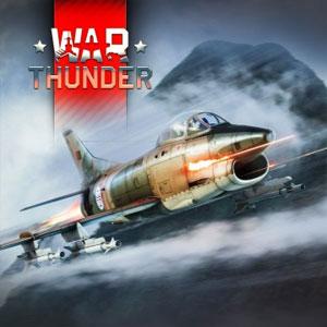 War Thunder Fiat G.91 R/4 Pack