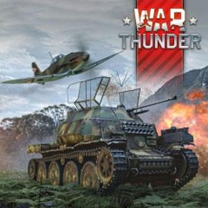 War Thunder German Starter Pack
