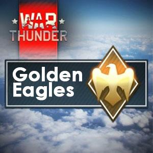 War Thunder Golden Eagles