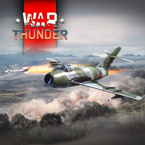 War Thunder MiG-17AS Pack