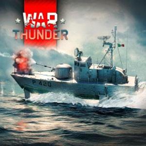 War Thunder P 420 Sparviero