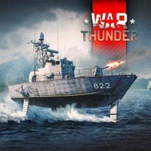 War Thunder Sea Hawk