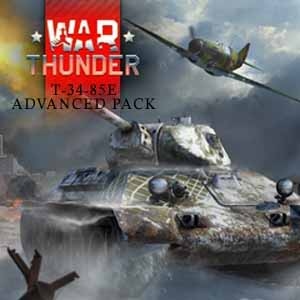 War Thunder T-34-85E Advanced Pack