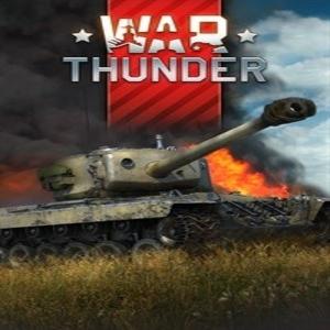 War Thunder T29 Pack