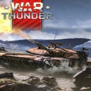 War Thunder XM-1 Chrysler