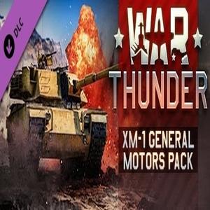 War Thunder XM-1 General Motors Pack
