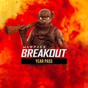 Warface Breakout Year Pass