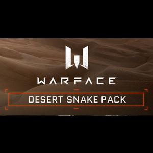 Warface Desert Snake Pack