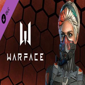 Warface Female nanosuits set