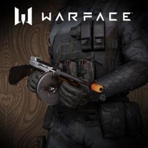 Warface Godfather Luxury Pack
