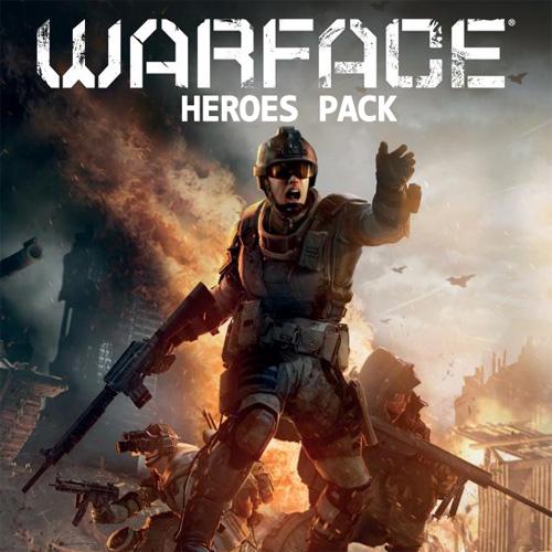 Warface Heroes Pack