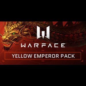 Warface Yellow Emperor Pack