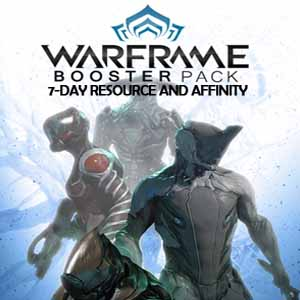Buy Warframe 7-day Resource and Affinity Booster Packs CD Key Compare Prices