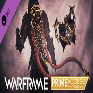 Warframe Atlas Prime Access Accessories Pack