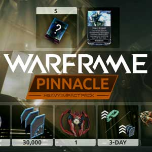 Buy Warframe Heavy Impact Pinnacle Pack CD Key Compare Prices