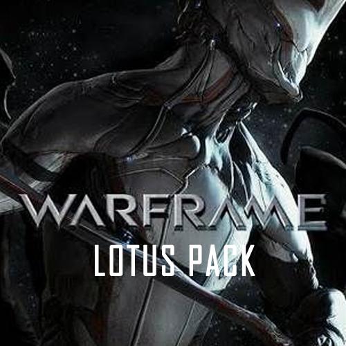 Warframe Lotus Pack
