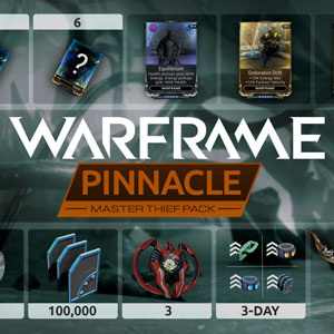 Buy Warframe Master Thief Pinnacle Pack CD Key Compare Prices