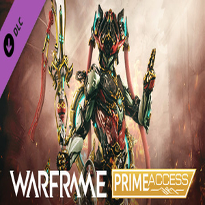 Warframe Nezha Prime Access Warding Halo Pack