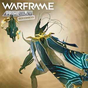 Warframe Prime Vault Banshee Prime Accessories