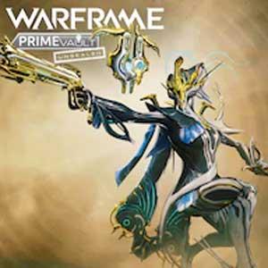 Warframe Prime Vault Banshee Prime Pack