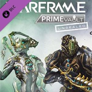 Warframe Prime Vault Nyx Prime and Rhino Prime Dual Pack