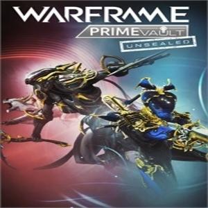 Warframe Prime Vault Trinity and Nova Dual Pack