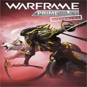 Warframe Prime Vault Trinity Prime Pack