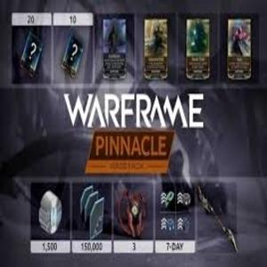 Warframe Rage Pinnacle Pack