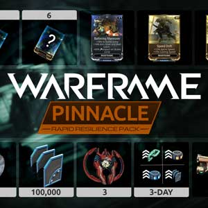Buy Warframe Rapid Resilience Pinnacle Pack CD Key Compare Prices