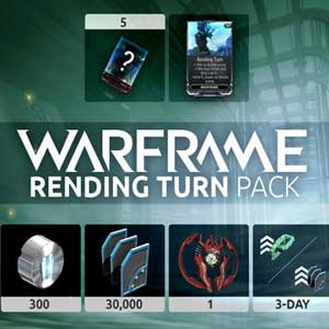 Buy Warframe Rending Turn Pack CD Key Compare Prices