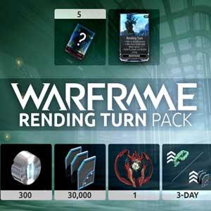 Warframe Rending Turn Pack