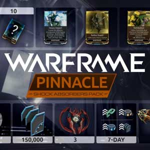 Buy Warframe Shock Absorbers Pinnacle Pack CD Key Compare Prices