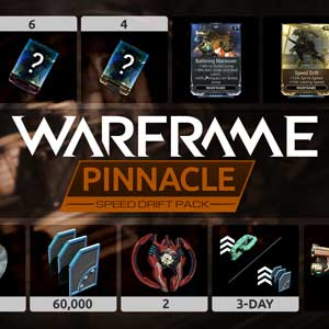 Warframe Speed Drift Pinnacle Pack