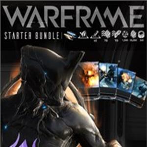 Warframe Starter Package Perk Bundle