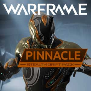 Warframe Stealth Drift Pinnacle Pack