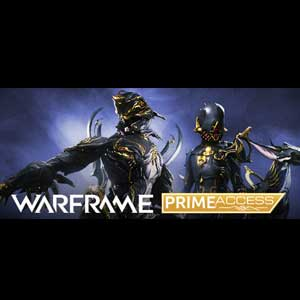 Warframe Zephyr Prime Access Turbulence Pack
