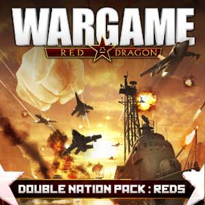 Wargame Red Dragon Double Nation Pack REDS