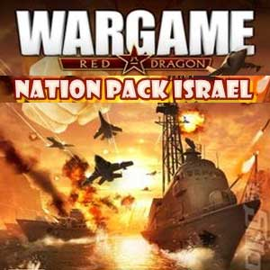 Wargame Red Dragon Nation Pack Israel