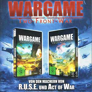 Buy Wargame Two Front War CD Key Compare Prices