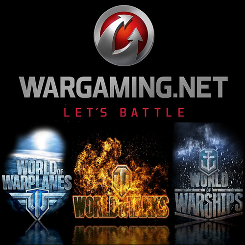 Wargaming 2500 Gold EU