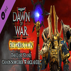 Buy Warhammer 40 000 Dawn of War 2 Retribution Chaos Sorcerer Wargear DLC CD Key Compare Prices