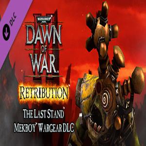 Warhammer 40 000 Dawn of War 2 Retribution Mekboy Wargear DLC