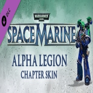 Buy Warhammer 40 000 Space Marine Alpha Legion Champion Armour Set CD Key Compare Prices