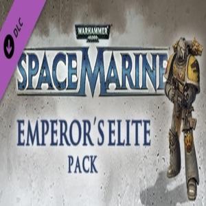 Warhammer 40 000 Space Marine Emperors Elite Pack