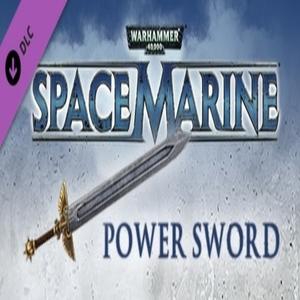 Warhammer 40 000 Space Marine Power Sword