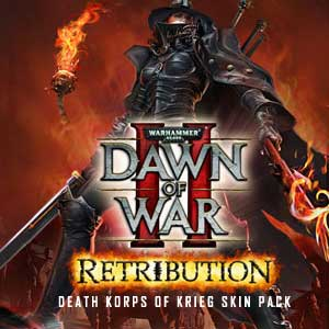 Warhammer 40000 Dawn of War 2 Retribution Death Korps of Krieg Skin Pack