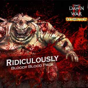 Buy Warhammer 40000 Dawn of War 2 Retribution Ridiculously Bloody Blood Pack CD Key Compare Prices
